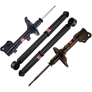 Set of 4 KYB Excel-G Front /& Rear Struts Shocks for Honda Accord 2008-2012