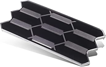 DNA MOTORING ZTL-Y-0120 Factory Style Front Grille Garnish Sensor Cover