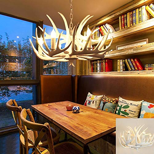 Hars ijzer kroonluchters, Nordic Amerikaanse stijl, geschikt for de zolder, villa, galerij, showroom, kinderkamer, club, keuken, eetkamer, slaapkamer, cafe, bar, studie, gang, hotel, kledingwinkel, et