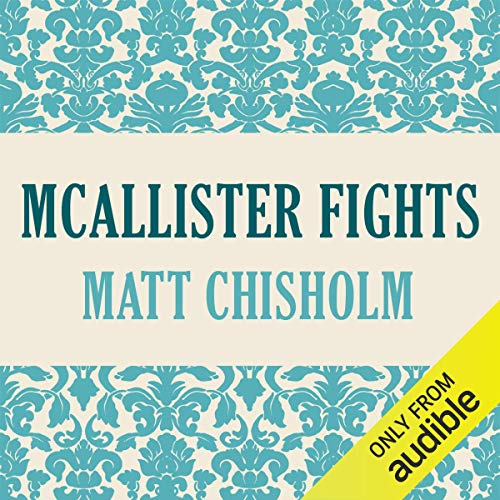 Couverture de Mcallister Fights