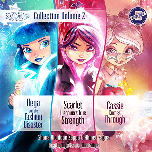 Star Darlings Collection: Volume 2 audiobook cover art