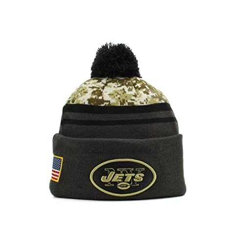 ee0a35b49db New Era 2016 Men s Salute to Service Knit Hat