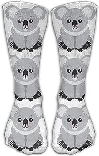 Women's Australia Koala Bear Personalized High Knee Sock Comfortable Stockings One Size