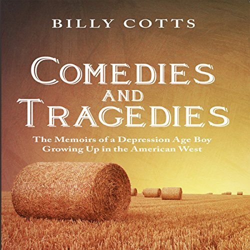 Comedies and Tragedies audiobook cover art