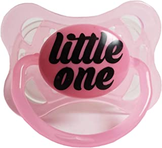 Little One Adult Pacifier Pink - Sexy Kawaii ABDL DDLG Daddy's Spoiled Brat