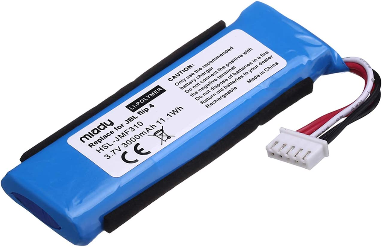 Wholesale Miady Replacement Battery for Wholesale JBL and 4 Special Flip