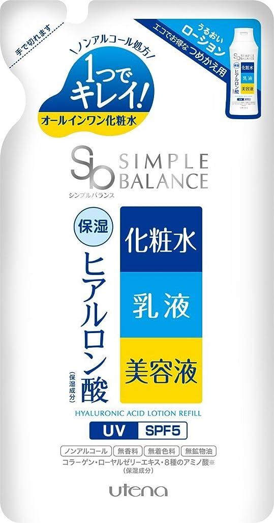 洪水一族素子SIMPLE BALANCE(シンプルバランス) うるおいローション (つめかえ用) 200mL