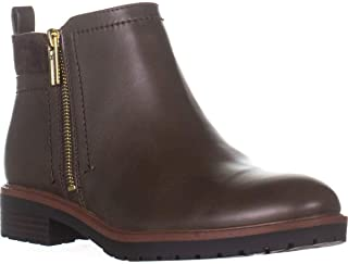Tommy Hilfiger Fawn2 Zip Ankle Boots, Dark Green
