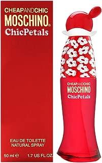 Cheap and Chic Moschino Chic Petals for Women 1.7 oz Eau de Toilette Spray