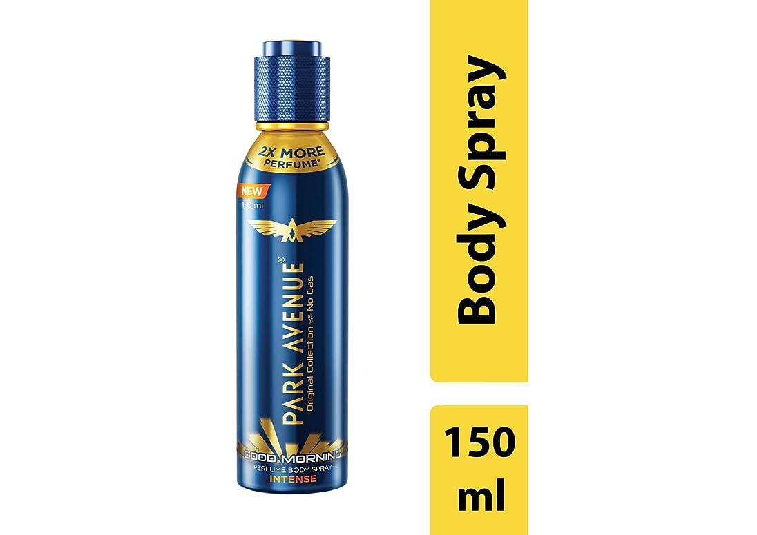 修理可能チャンピオンセグメントPark Avenue Good Morning Perfume Intense Body Spray, 150ml