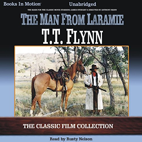 The Man from Laramie audiobook cover art