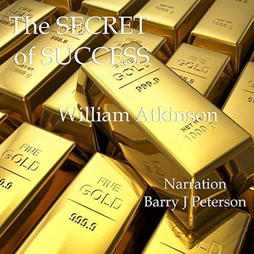 The Secret of Success audiobook cover art