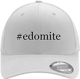 #edomite - Adult Men's Hashtag Flexfit Baseball Hat Cap