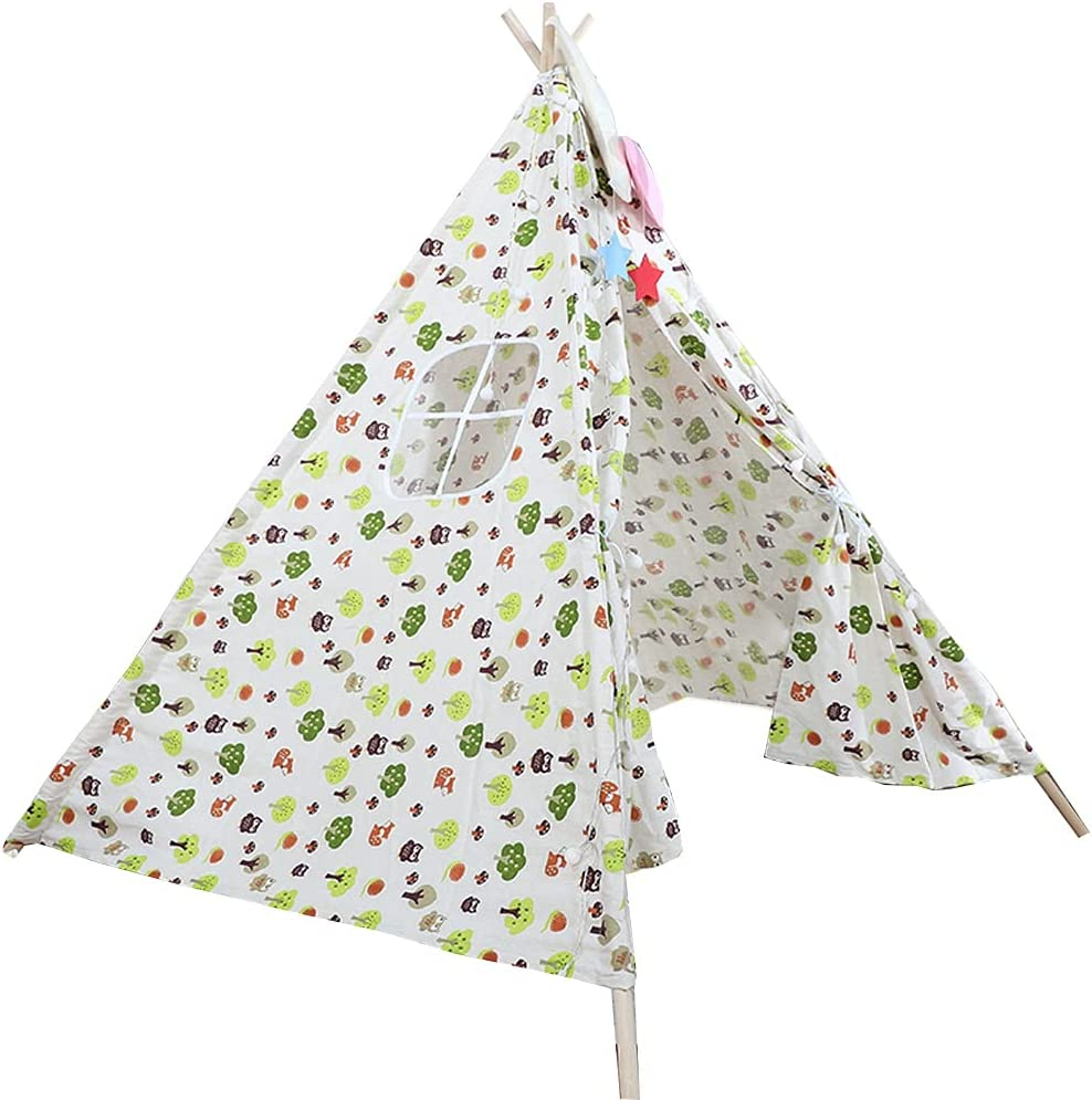 1.1M Gift Tent OFFicial mail order Indoor Play OFFicial shop Doll Photo Princess House