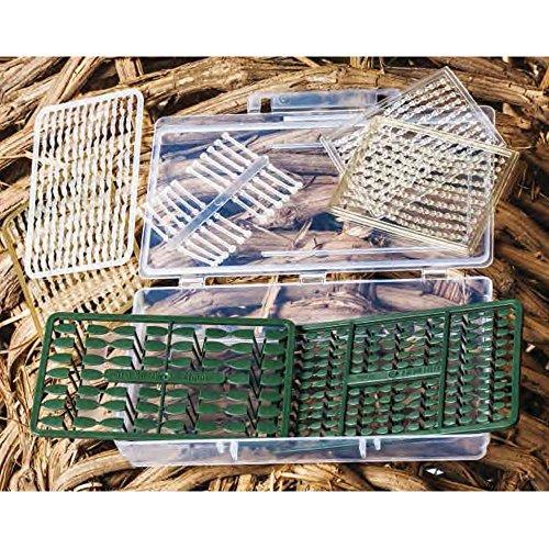Boilie Stopper Sortiment Karpfen Zubehör Angel Set 540 Teile mit Pellet Holder Stops Boiliestopper für Karpfenköder Boilies Pellets