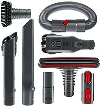 E.LUO Attachments Tools Kit for Dyson V11 V10,V10 Absolute,V8,V8 Absolute,V6, V7, DC58,DC59 Floor Accessories (Including Extension Hose,Combination Tool)