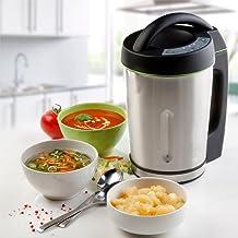 Vollautomatischer Suppenkocher -Soup Maker kocht, mixt und erwärmt ganz von allein in..