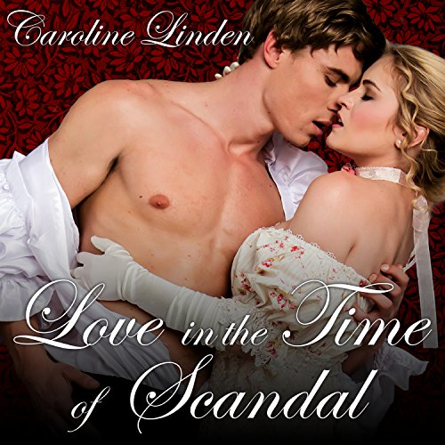Love in the Time of Scandal audiobook cover art