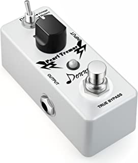 Donner True Bypass Pearl Tremor Pure Analog Phaser Guitar Effect Pedal