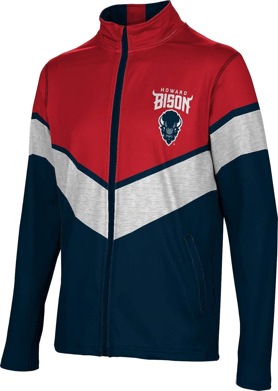 All items free shipping ProSphere Howard University Men's Full - Elite Zip Superlatite Jacket