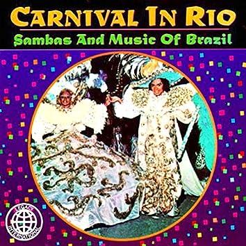 Sambas and Music of Brazil