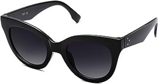 Retro Vintage Oversized Cateye Women Sunglasses Designer Shades HOLIDAY SJ2074