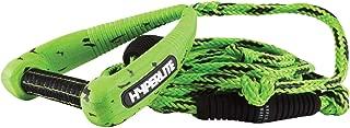 Hyperlite 25' Pro Surf Rope with Handle Green, Blue, Multi Wakeboard Waterski