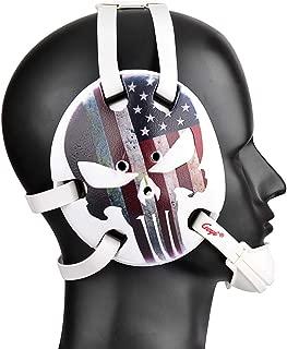 Geyi Wrestling Head Gear American Flag Thin Red Line Digital Printing Art