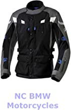 BMW Genuine Motorcycle Men GS Dry Riding Jacket Black / Anthracite Size 54