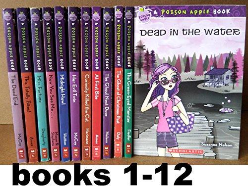 Poison Apple Series: Book : 1-12 ( Complete Set)
