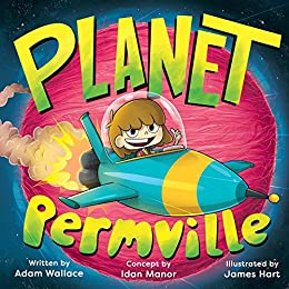 Planet Permville by [Adam Wallace, James Hart]