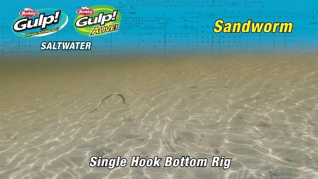 Gulp! Saltwater Sandworm