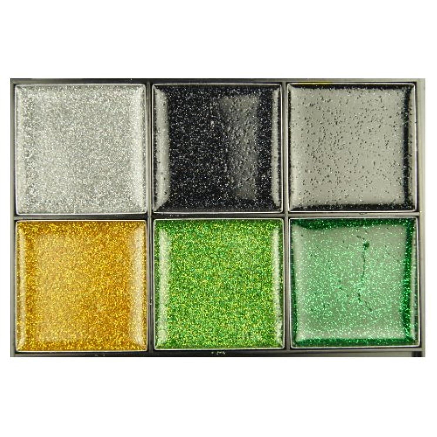 エゴイズム著者怒っている(6 Pack) KLEANCOLOR Cream Glitter Eyeshadow - Phantom (並行輸入品)