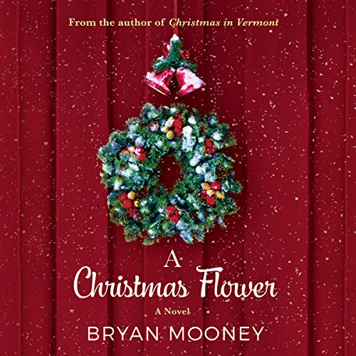 A Christmas Flower audiobook cover art