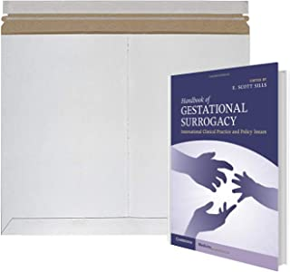 APQ Pack of 10 White Rigid Mailers 14 7/8 x 11 7/8. Side-Loading Paperboard envelopes. Self-seal Photo mailers. Peel and seal closure. No Bend documents, photos, diplomas. Ideal for CD, DVD, booklets