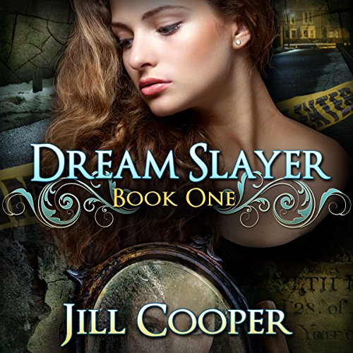 The Dream Slayer audiobook cover art