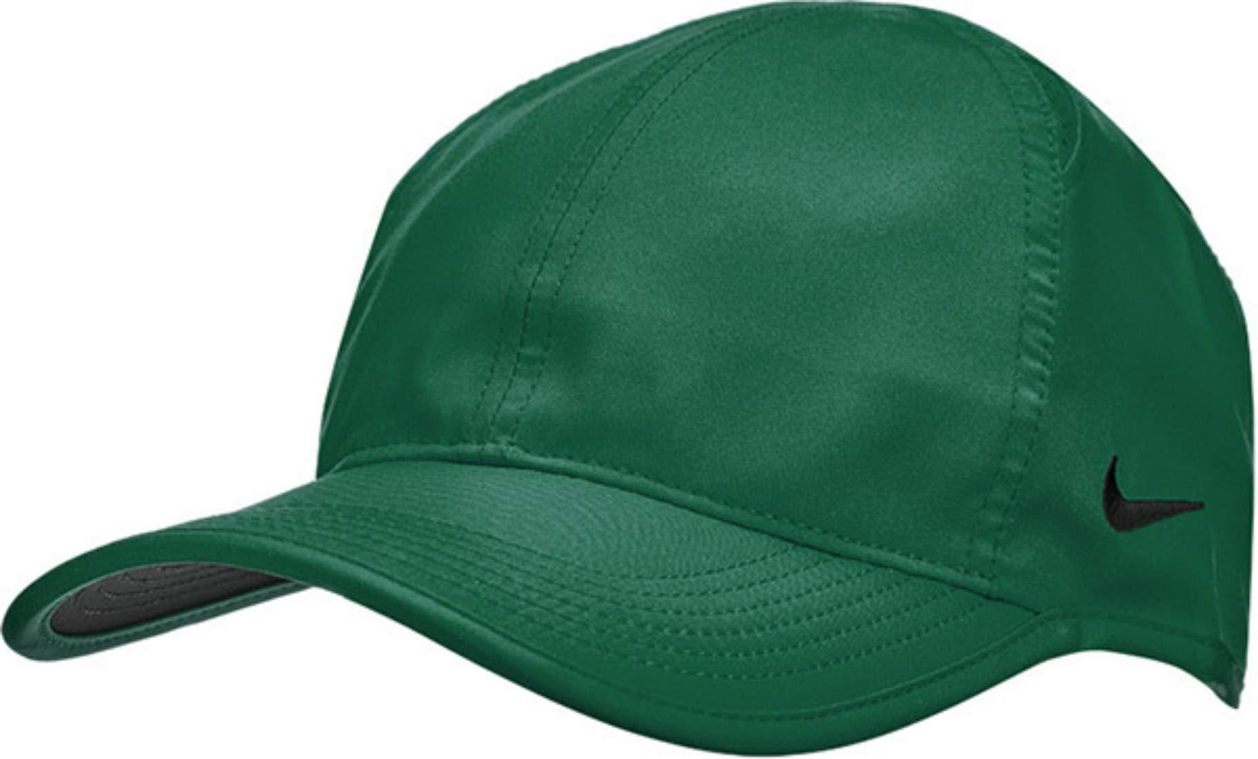 Nike Team Featherlight Solid Green Cap