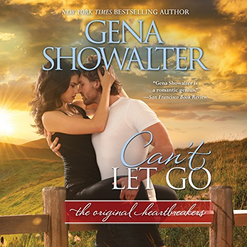 Can't Let Go audiobook cover art