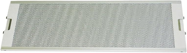 ORIGINALE FILTRO grasso Miele 4126172 RETTANGOLARE METALLO cappa Küppersbusch