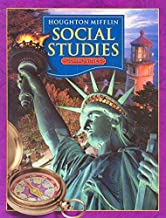 Houghton Mifflin Social Studies: Student Book Grade 3 Communities 2005