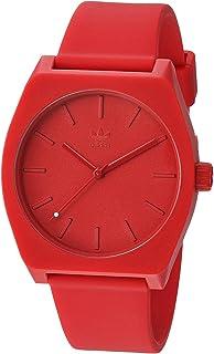 ساعة اديداس Z10/191-00 - كوارتز - احمر