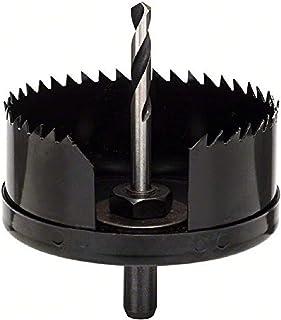 HSEAMALL 20PCS Kit de cortador de sierra para agujeros Downlights de acero al carbono Brocas para madera - 3//4 pladur 152 mm 19 mm pl/ástico y metales no ferrosos 6