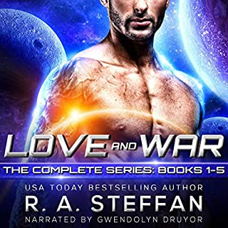Love and War Titelbild