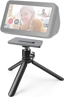 Echo Show 8 Stand, Mini Tripod for Echo Show 8 Smart Speaker, Magnetic 360 Degree Adjustable Holder Swivel Tilt Function A...