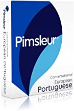 Pimsleur Portuguese (European) Conversational Course - Level 1 Lessons 1-16 CD: Learn to Speak and Understand European Portuguese with Pimsleur Language Programs (1)