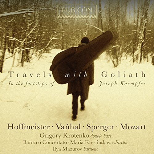 Various: Travels With Goliath