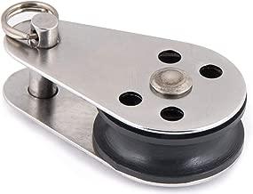 HS Sprenger Micro XS Drahtseil-Umlenkrolle ø4 mm Edelstahl-Rolle Block rostfrei