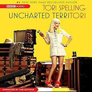 uncharted terriTORI audiobook cover art
