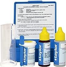 Taylor K-1515-A Drop Test Kit FAS-DPD Pool Chlorine .75oz 1 Drop = .2 or .5ppm