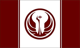 Star Wars Flag | Old Republic | 3x5 Ft / 90x150 cm | Large Long Lasting Flag